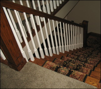 Carpet, hardwood, and stair runners - we have become very diverse in our product lines and installation procedures. We pride ourselves on maintaining a long-term relationship with our customers.