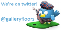 Tweet to A Gallery of Floors. We're on twitter @galleryfloors. Please follow A Gallery of Floors on Twitter.